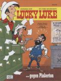 Lucky Luke HC 88: Lucky Luke gegen Pinkerton