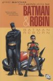 Batman and Robin: Batman Reborn TPB