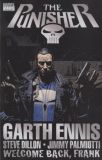 Punisher: Welcome back, Frank TPB