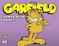 Garfield Softcover 26: Immer rein damit!