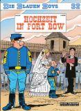 Die Blauen Boys 32: Hochzeit in Fort Bow
