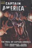 Captain America: The Trial of Captain America HC