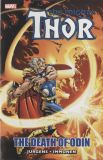 The Mighty Thor: The Death of Odin TPB
