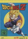 Dragonball Z DVD-Box 09: Fusion