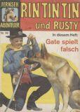 Fernseh Abenteuer (1959) 090: Rin Tin Tin und Rusty - gate spielt falsch