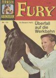 Fernseh Abenteuer (1959) 121: Fury - Überfall auf die Werkbahn [1. Auflage]