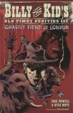 Billy the Kids Old Timey Oddities: Ghastly Fiend of London TPB