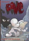 Bone - Hardcover [Alte Ausgabe] 01: Flucht aus Boneville [signiert]