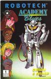 Robotech: Academy Blue (1995) 01