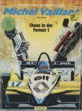 Die großen Flieger- und Rennfahrer-Comics (1981) 03: Michel Vaillant - Chaos in der Formel 1