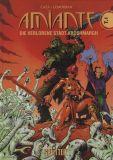 Amiante (1998) HC 01: Die verlorene Stadt Kroshmargh