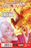 Amazing Spider-Man (2014) 01.3: Learning to Crawl