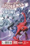 Amazing Spider-Man (2014) 01.4: Learning to Crawl