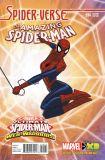 Amazing Spider-Man (2014) 14: Spider-Verse (Web Warriors Variant Cover)