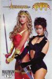 Avengelyne/Glory: Swimsuit (1996) 01
