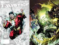 Justice League (2011) Set mit #0-27