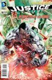 Justice League (2011) 18 [Regular Cover]