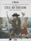Les grands classiques de la littérature en bande dessinée 02: Lîle au trésor