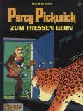 Percy Pickwick (1983) 03: Zum Fressen gern