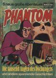 Phantom Taschenbuch (1976) 05: Die tausend Augen des Dschungels