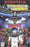 Robotech II: The Sentinels, Book Three (1993) 22