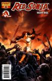 Red Sonja: Vacant Shell (2007) nn
