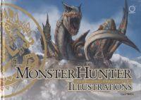Monster Hunter Illustrations Artbook HC