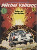Die großen Flieger- und Rennfahrer-Comics (1981) 01: Michel Vaillant - Rallye auf dem Vulkan