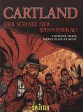 Cartland (1985) SC 04: Der Schatz der Spinnenfrau