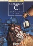 Giacomo C. (1989) 01: Die Maske im Dunkel der Schatten