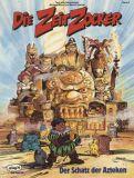 Die Zeitzocker (1991) 02: Der Schatz der Azteken