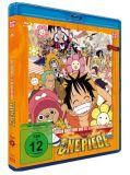 One Piece - Baron Omatsumi und die geheimnisvolle Insel Blu-Ray