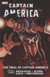 Captain America: The Trial of Captain America TPB
