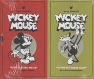 Mickey Mouse by Floyd Gottfredson Slipcase mit Vol. 1-2