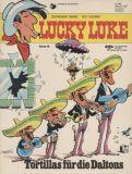 Lucky Luke (1977) SC 28: Tortillas für die Daltons [1. Auflage]