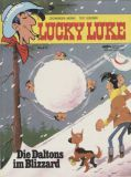 Lucky Luke (1977) HC 025: Die Daltons im Blizzard (ND 1982)
