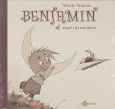 Benjamin 01: ... angelt sich den Mond