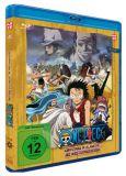 One Piece - Abenteuer in Alabasta: Die Wüstenprinzessin Blu-Ray
