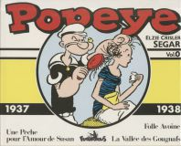 Popeye (französische Ausgabe) 0: 1937/1938
