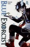 Blue Exorcist 01