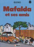 Mafalda 08: Mafalda et ses amis