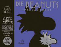 Die Peanuts Werkausgabe 12: Tages- & Sonntags-Strips 1973-1974