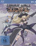 Samurai Girls Vol. 3 [Blu-ray]