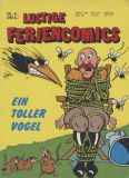 Lustige Feriencomics (1978) 06: Ein toller Vogel