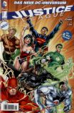 Justice League (2012) 01 - DC Relaunch