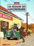 Die Abenteuer von Jacques Gibrat 02: Rückkehr der Kapuzinerbande