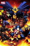 New Avengers (2005) 01 [Group Variant Joe Quesada]