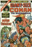 Giant-Size Conan the Barbarian (1974) 01