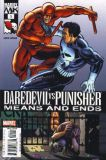 Daredevil vs. Punisher: Means and Ends (2005) 01
