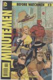 Before Watchmen: Minutemen 3 [Cliff Chiang Variantcover]